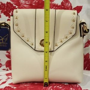 0130ae0a182c blue heaven Bags - Ivory crossbody purse